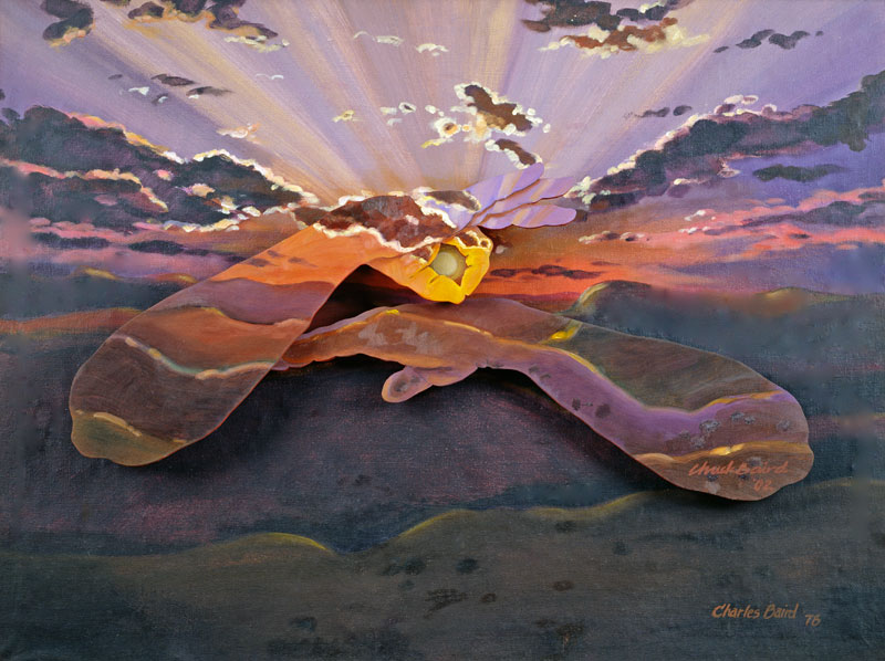 C. Baird, Sunset
